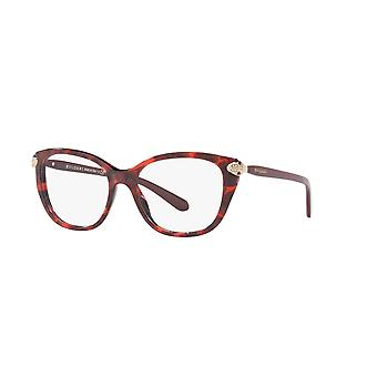 Bvlgari BV4140B 5427 Lunettes rouges