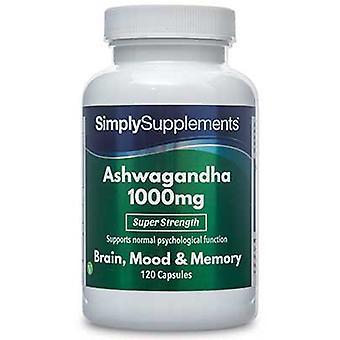 Ashwagandha-kapselit