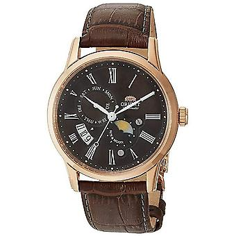 Orient - Wristwatch - Men - Automatic - Sun & Moon - FAK00003T0