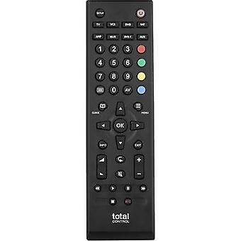 Total Control URC 1785 universelle Remote control Black