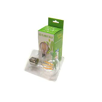 Jandei AMPOULE LED A60 Filament 6W fil E27 Blanc 2700K