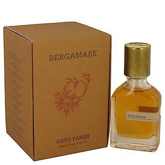 Bergamask Parfum Spray (Unisex) By Orto Parisi 1.7 oz Parfum Spray