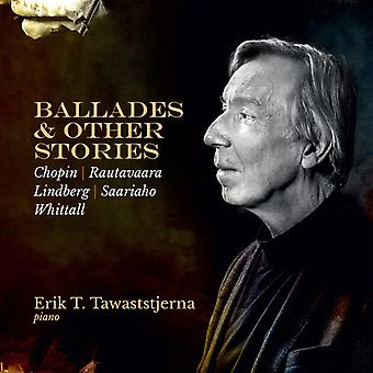 Ballades & Other Stories [CD] USA import