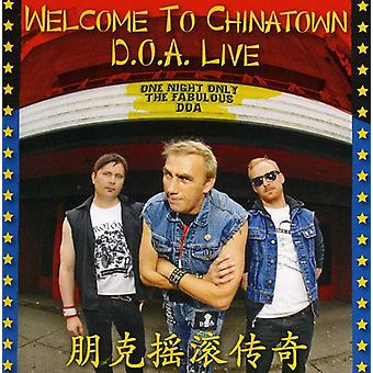 D.O.a. - Welcome to Chinatown: Doa Live [CD] USA import