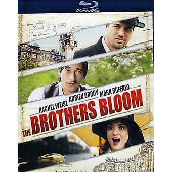 Veljekset Bloom [BLU-RAY] Yhdysvallat tuoda