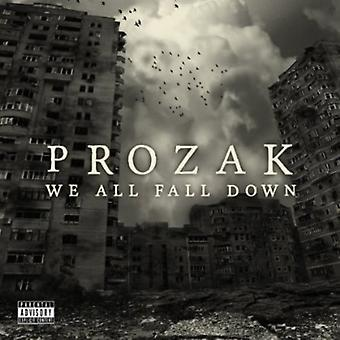 Prozak - We All Fall Down [CD] USA import