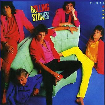 Rolling Stones - Dirty Work [CD] USA import