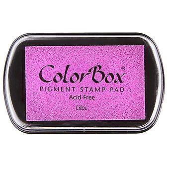 Clearsnap ColorBox Pigment Muste Täysikokoinen lila