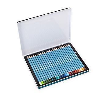 Spectrum Noir Spectrum Aquablend Watercolour Pencils Naturals (24pc) (SPECAB-NAT24)