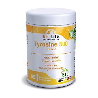Tyrosine 500 60 softgels