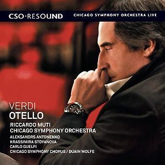 G. Verdi - Giuseppe Verdi: Otello [CD] USA import