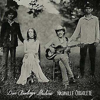 Dave Rawlings Machine - Nashville Obsolete [CD] USA import