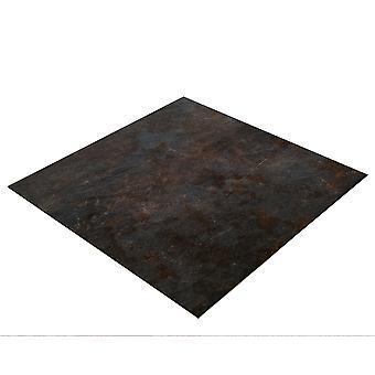 BRESSER Flatlay Sfondo per posare immagini 40x40cm Pietra naturale scura