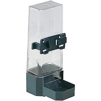 Ferplast Fountain Feeder Silver Special 4560 (7.3x 8x 15.1cm)