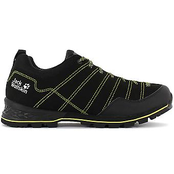 Jack Wolfskin Scrambler Low M - Men's Hiking Shoes Black 4036701-6084 Sneakers Sports Shoes