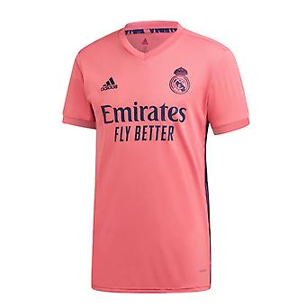 2020-2021 Real Madrid Adidas Away Maillot de football