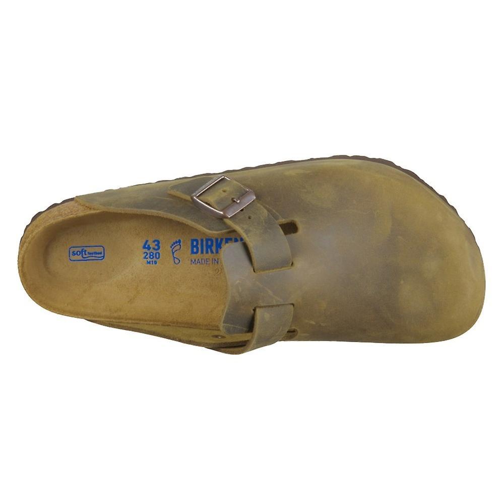 Birkenstock Boston 1017461 universelle sommer kvinner sko