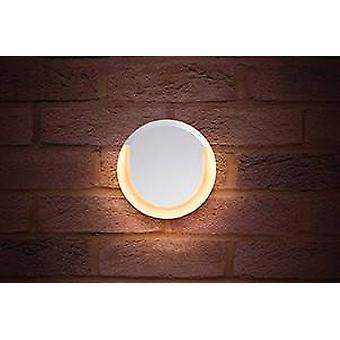 Outdoor LED Wall Light 13W 3000K 700lm IP54 - Wit