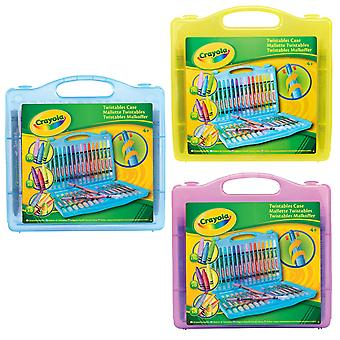 Crayola, Twistables, 32x Crayons - Sold Randomly