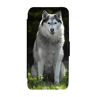 Dog Siberian Husky iPhone 6/6S Wallet Case