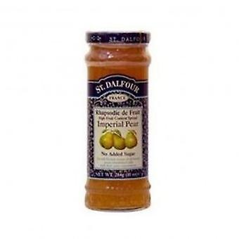St Dalfour - Imperial Pear Fruit Spread 284g