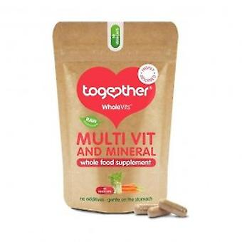 Together - Multivitamin & Mineral Capsules 30s