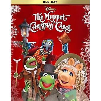 Muppets Christmas Carol [Blu-ray] USA import