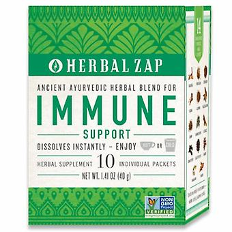 Herbal Zap Ayurvedic Immune Support, 10 Packets