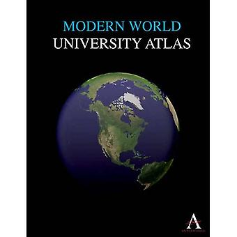 Modern World University Atlas: International Edition