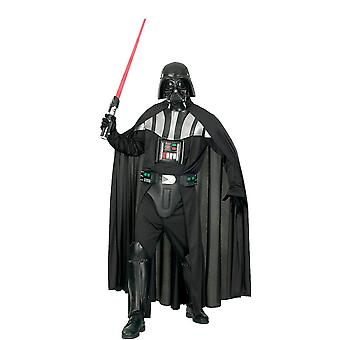 Disney Halloween Fancy Dress Costume Unisex - Star Wars - Darth Vadar