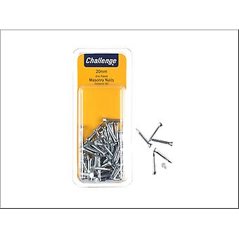 Shaw Challenge Masonry Nails 40mm Clam Packed 40276