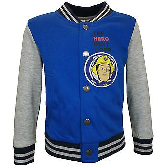 Fireman sam boys (2-8) college jacket sam826jac