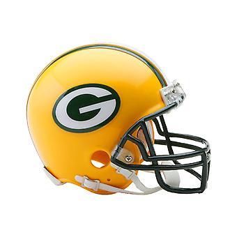 Riddell VSR4 Mini Capacete de Futebol - NFL Green Bay Packers