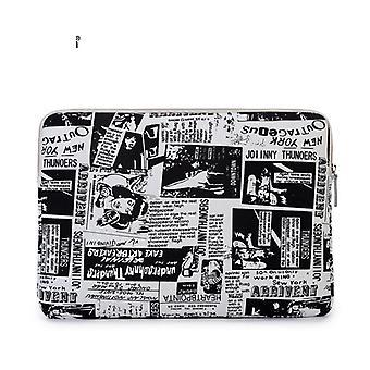 Ноутбук рукав дело Обложка сумка совместимая MACBOOK 13 дюймов (352x252x23mm)