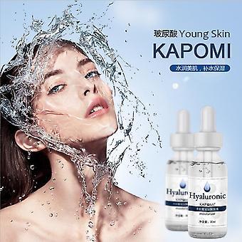 Pure Hyaluronic Acid Serum Moisturizing Anti Wrinkle Aging Collagen Skin Care Anti-Aging Shrink Pore Whitening Moisturizing