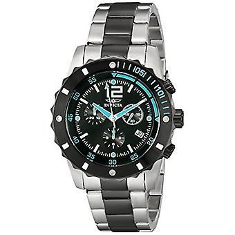Invicta Specialty 1247 ruostumattomasta teräksestä Chronograph Watch
