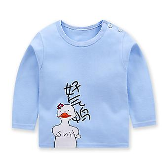 Vêtements de bébé d'enfants en bas âge d'enfant en bas âge, hauts