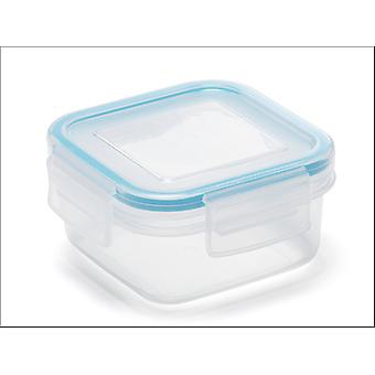 Addis Clip & Close Square Shallow Container 300ml 502259