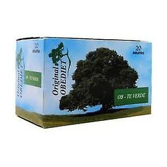 Ob-Green Tea 20 units