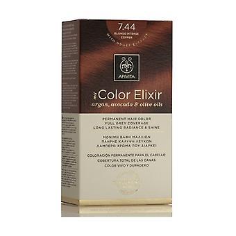 My color elixir N7.44 Intense copper blond 50 + 75 + 2x15 ml
