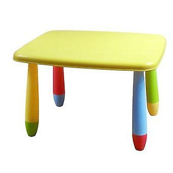 Barnas skrivebord og læringsstol