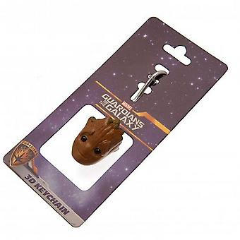 Guardians Of The Galaxy Groot Keyring