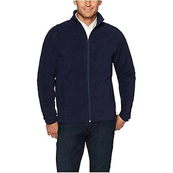 Essentials Men's Full-Zip Polar Fleece Jacke