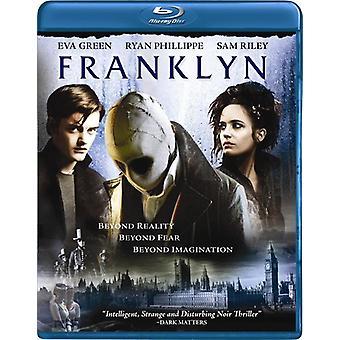 Franklyn [BLU-RAY] USA import