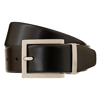 BRAX Belt Men's Belt Reversible Belt Black/Brown 6262