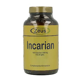Incarian Cat's Claw 180 capsules of 300mg