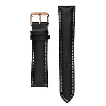 Leather Strap - Black