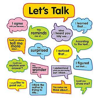 Conversation Starters: Bulletin Board
