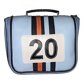 Mangusta No. 20 Camaro Toiletry Wash Bag Blue