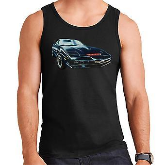 Knight Rider KITT The Supercar Men's Vest
